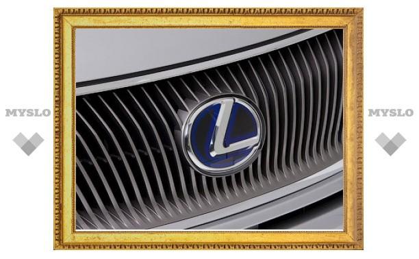 """Прототип компактного хэтчбека Lexus получит название """"С-Premium"""""""