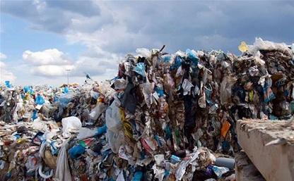 На Косой Горе ликвидируют мусорный полигон