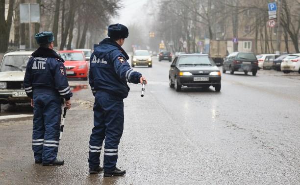 На выходных в Тульской области поймали 44 нетрезвых водителя