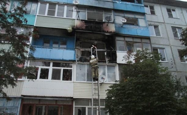 По факту гибели двух пенсионеров на пожаре в Венёвском районе начата доследственная проверка
