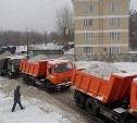 В Туле построят полигон для плавления снега