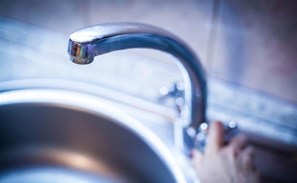 Где в Туле 17 июля не будет воды?