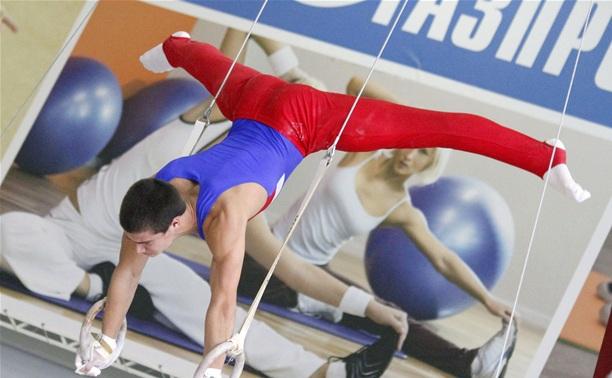 В Туле проходит традиционный турнир по спортивной гимнастике