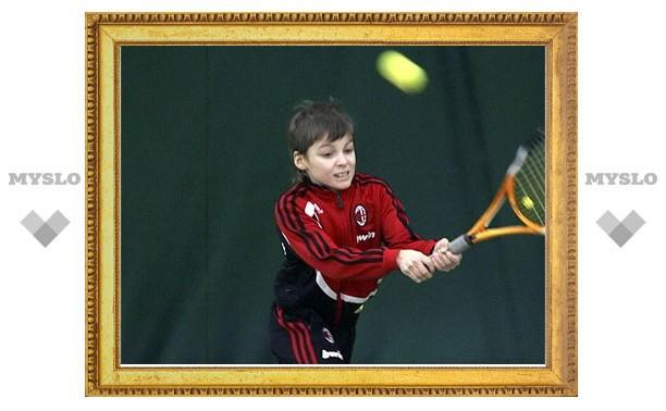 Тульский теннисист штурмует «Кинотаврик»