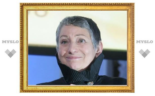 Людмилу Улицкую наградили премией Симоны де Бовуар