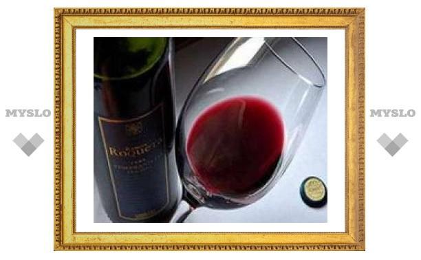 Красное вино продлевает жизнь лучше всяких диет