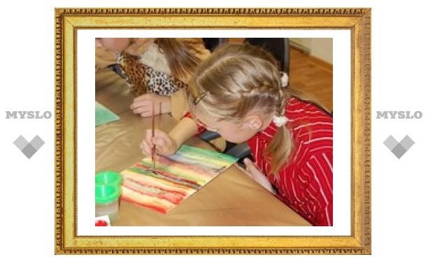 Рисунки тульских школьников разместят на марках