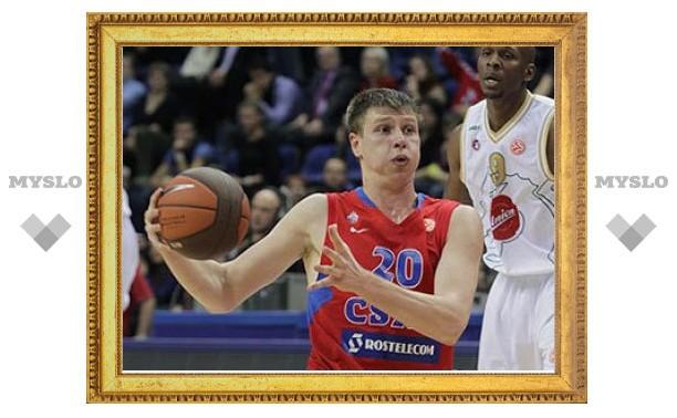 Баскетболист ЦСКА пожаловался на недопонимание с тренером