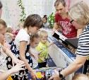Дети из тульского социально-реабилитационного центра получили подарки от губернатора