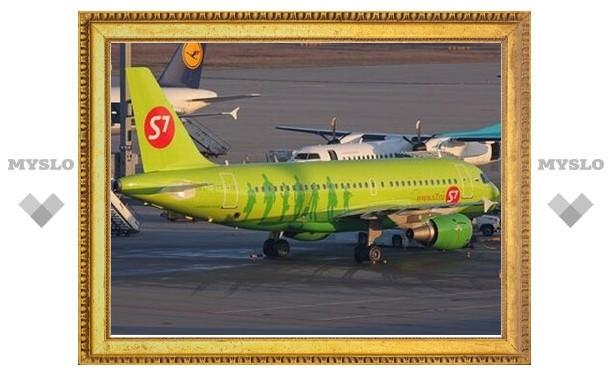 """Нетрезвого пилота авиакомпании """"Сибирь"""" не допустили к полету"""