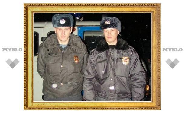 Пьяных прохожих милиция развезет по домам