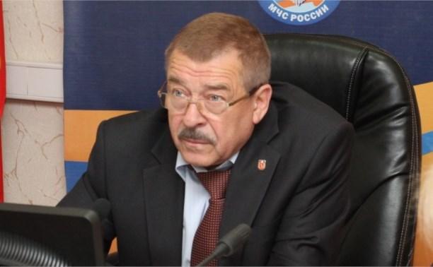 Юрий Андрианов отчитал глав муниципалитетов за невнимание к долгам потребителей за газ