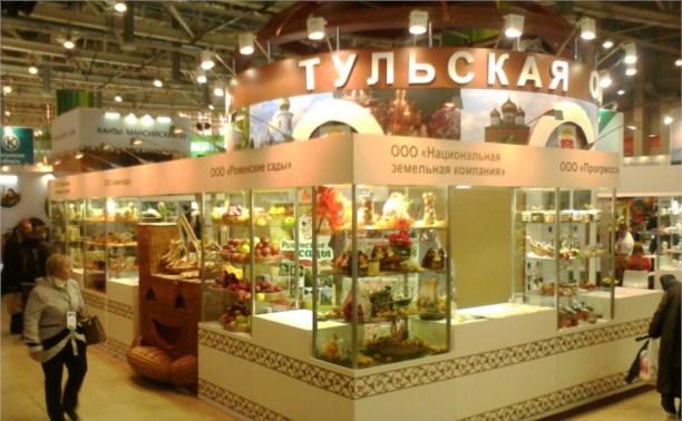 Тульские сельхозпредприятия завоевали Гран-при выставки «Золотая осень – 2014»