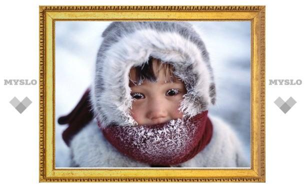 На Тулу надвигается морозный четверг