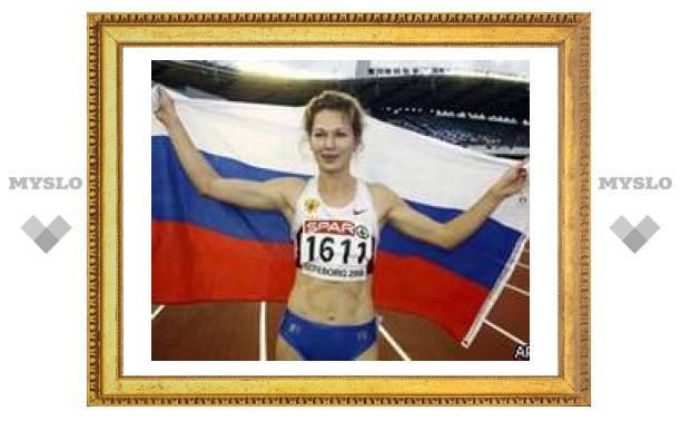 Котлярова в Туле хочет установить собственный рекорд