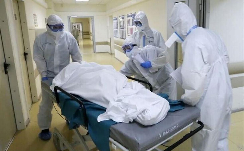 Страшная статистика: в России установлен новый суточный рекорд смертей от коронавируса