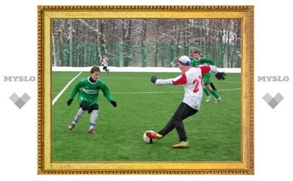 Тульский «Арсенал-2» переиграл дублеров «Калуги»