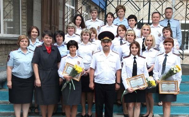 В региональном УМВД выбрали лучшего инспектора подразделения по делам несовершеннолетних