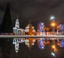Фоторепортаж Myslo: Новогодняя Тула