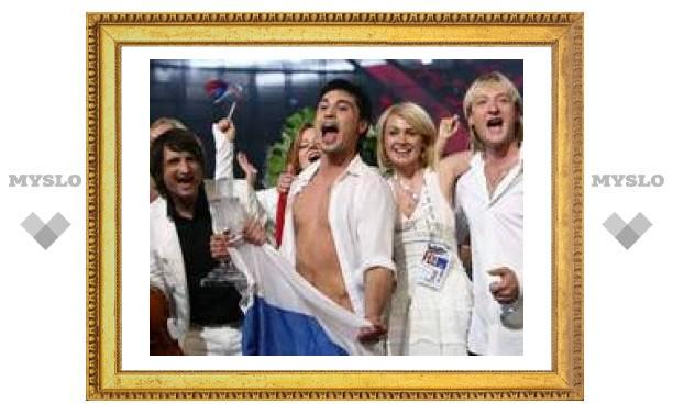 """Дима Билан стал первым на """"Евровидении-2008""""!"""