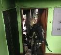При пожаре в Мясново пострадал один человек