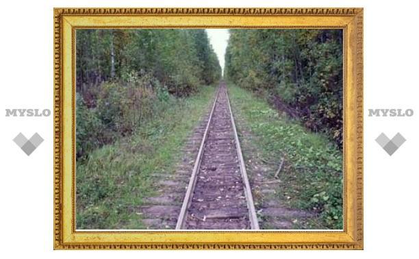 Начальник колонии разобрал и продал 50 километров железной дороги