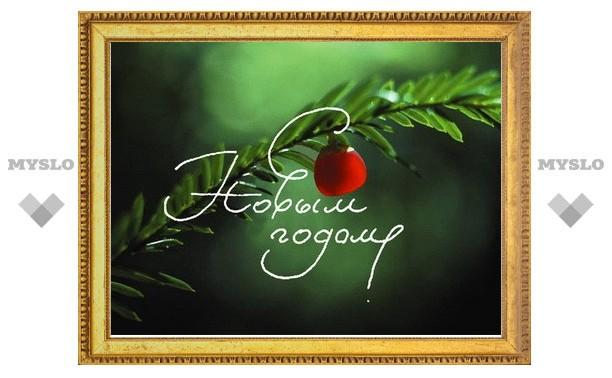 В Туле изготовят праздничных плакатов на триста тысяч рублей