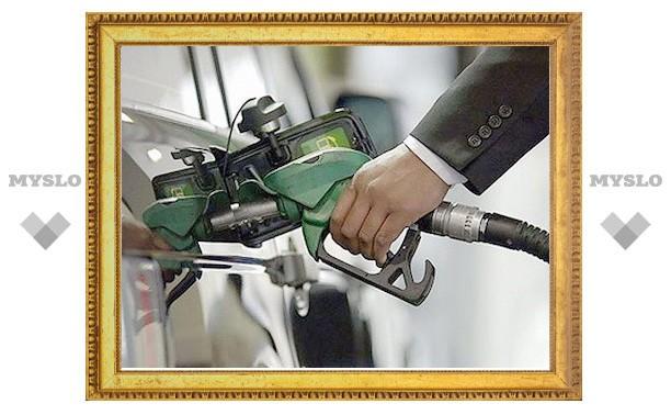 Через неделю в Тульской области могут возникнуть проблемы с бензином
