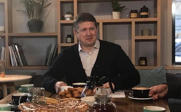 Евгений Авилов: «Копни под «белым домом» – и найдешь историческую «вишенку на торте»