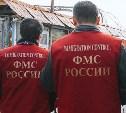 ФМС и ОМОН выявили восемь нарушений миграционного законодательства в Туле