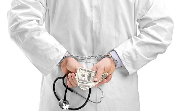В Узловой врачи требовали у пациента 130 тысяч рублей за «нужный диагноз»