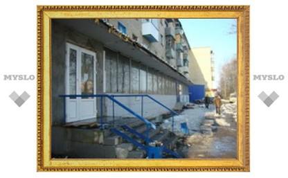 Новомосковцы закрыли шумный супермаркет