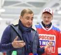 Алексей Дюмин: «Российским олимпийцам нужна поддержка всей страны»