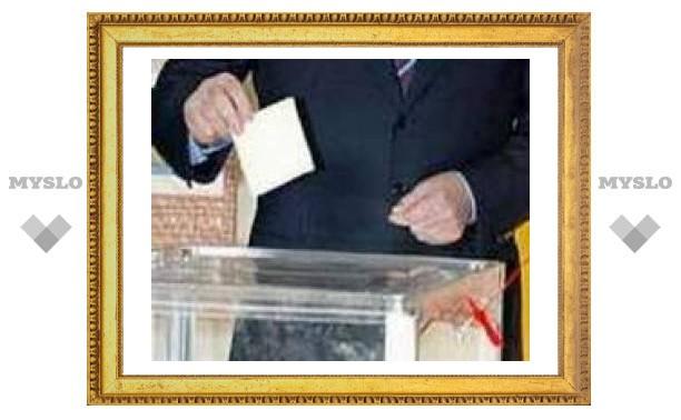 Тульские выборы - по-новому