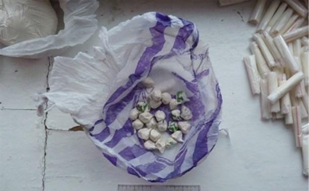 В Туле задержали двоих наркоторговцев