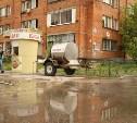 Авария на теплотрассе на ул. Лейтейзена в Туле произошла из-за гидравлических испытаний
