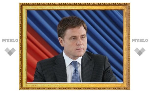 Владимир Груздев провел рабочую встречу с министром спорта РФ