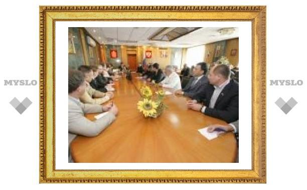 Депутаты обсудят проблемы предпринимателей