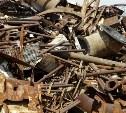 Двое ефремовцев украли полторы тонны металлолома