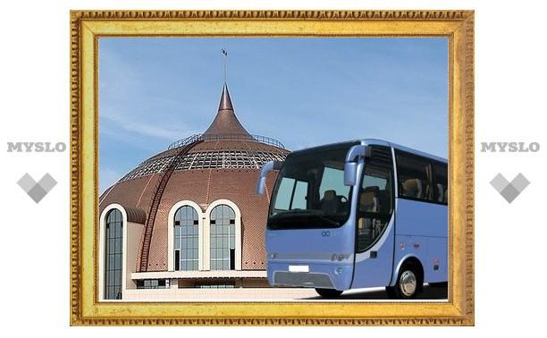 Министр культуры РФ Александр Авдеев пообещал купить автобус Тульскому музею оружия