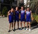 Тульские легкоатлеты завоевали 14 медалей на соревнованиях в Сочи