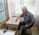 В Первомайском доме-интернате построили беседку и оборудовали комнату для релаксации