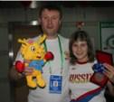 Дарья Абрамова стала второй на турнире по боксу в Челябинске