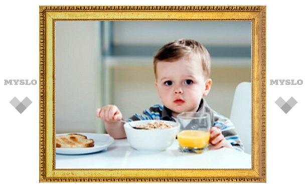 В Тульской области завышены цены на детское питание