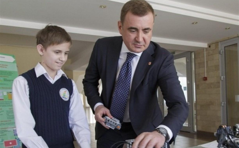 В Туле открылся Всероссийский форум «Школа будущего. Будущее школы»