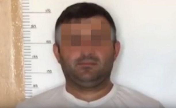 В Щёкино задержали фальшивомонетчика