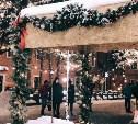 В Туле объявлен городской смотр-конкурс на лучшее новогоднее оформление