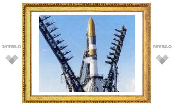С Плесецка стартовала ракета со спутником Минобороны