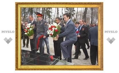 Новомосковск отметит 70-летие освобождения от фашистов