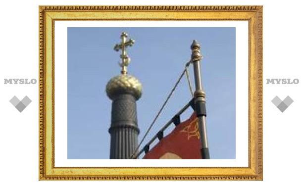 Новая колонна на Куликовом поле